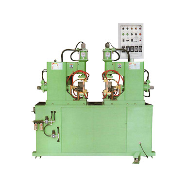 H Type Steel Pipe & Tube Pneumatic Bump Welder