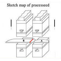Sketch map of processeed.