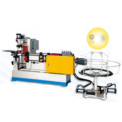 Automatic Feeding Single Spot Welding Machine (Industrial Fan Model), DJ-E1L