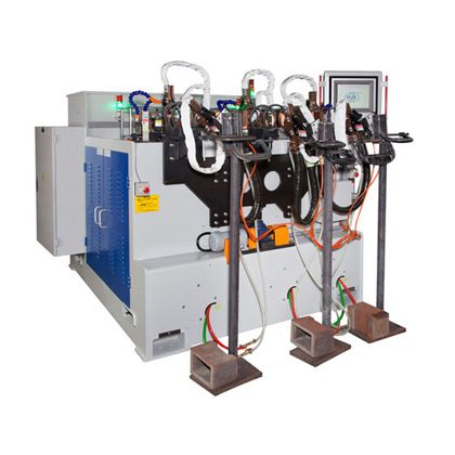 Electrical Middle Section Heating Machine