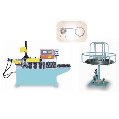Microcomputer Digitals Control Hydraulic Auto Curling Machine, DJ-D