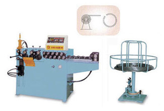 Hydraulic Type Auto Curling Machine - DJ-D550