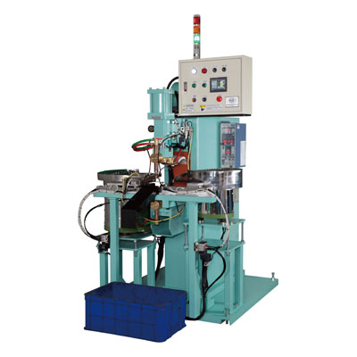 Cap Nut Automatic Spot Welding Machine