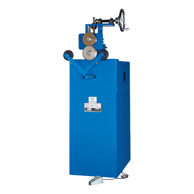 Automatic Air Pressure Horizontal Rolling Welder For Top & Bottom Cover, DJ-WT7