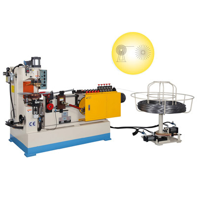 Automatic Feeding Single Spot Welding Machine, DJ-E1