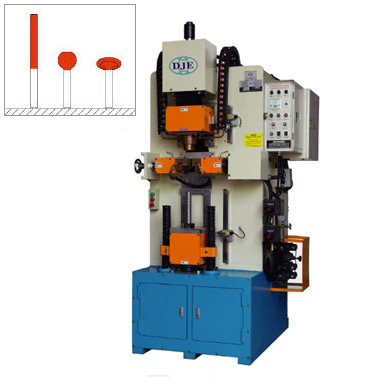 Vertical Type Single Head Electrical Heating Upsetter, DJ-VHA910