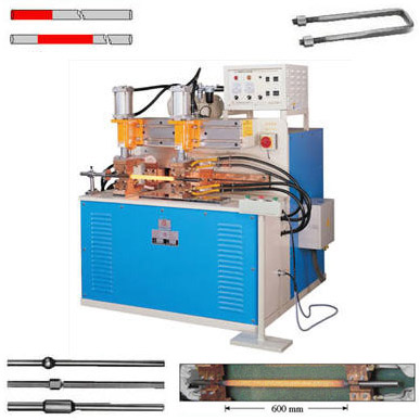 Electrical Middle Section Heater For Hot Metal Forming, DJ-W1500