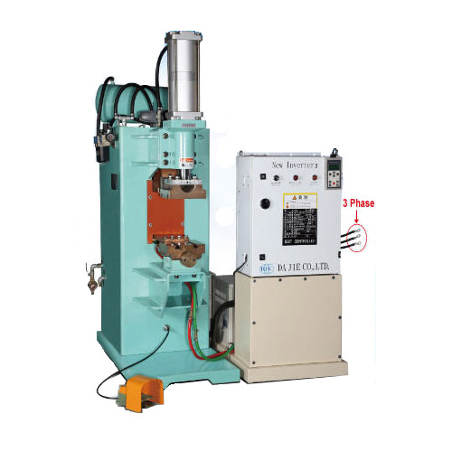 Resistance Type Welding & Heating Machine With (Precision) Inverter Control System