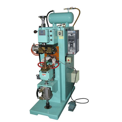 Automatic Pneumatic Spot Welder for Engine Valve of tip