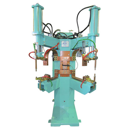 Automatic Air Pressure Spot Welding Machine (V Type)