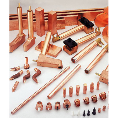Various Types of Welding Electrodes & Materials